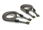 Viablue SC-6 Air Silver Single-Wire Lautsprecherkabel (1 Paar)